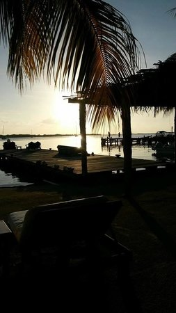 El Milagro Beach Hotel and Marina: View of the Dock