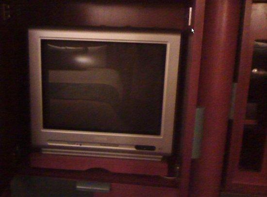 Disney's Hotel New York : TV cathodique & 4/3...