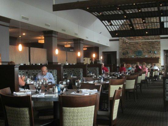 Riverwalk Restaurant The Dining Room