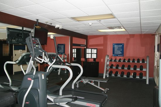 Hampton Inn Daytona/Ormond Beach: Fitness Facility