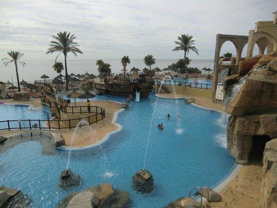 Holiday Hydros: El Beach Club