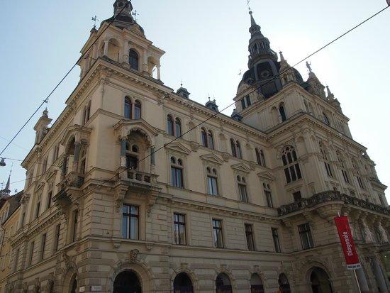 Rathaus : Fachada