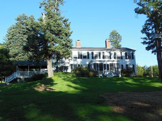 Back of Swift House Inn