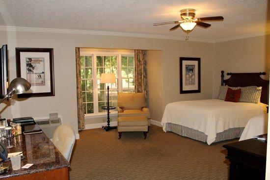 The Carolina Hotel - Pinehurst Resort: Carolina Villa Room 522
