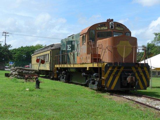 Museo de Los Ferrocarriles de Yucatan