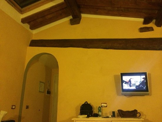 Hotel Donatello: в номере