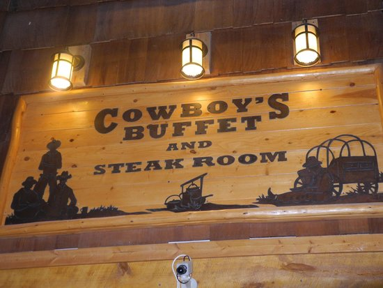 Ruby's Inn Cowboy's Buffet and Steak Room