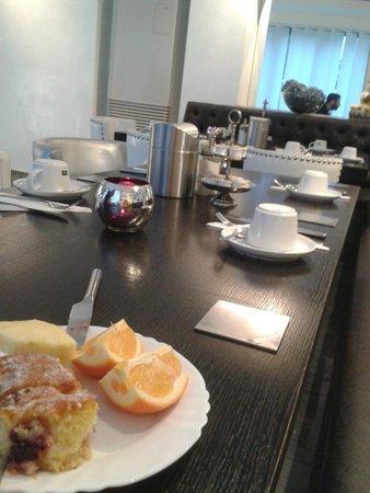 Business Wieland Hotel: colazione