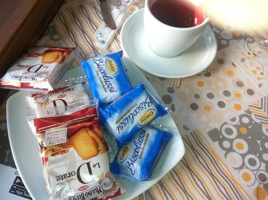 Hotel Europa: Breakfast