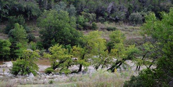 Pedernales Falls State Park: Swimmer's Area