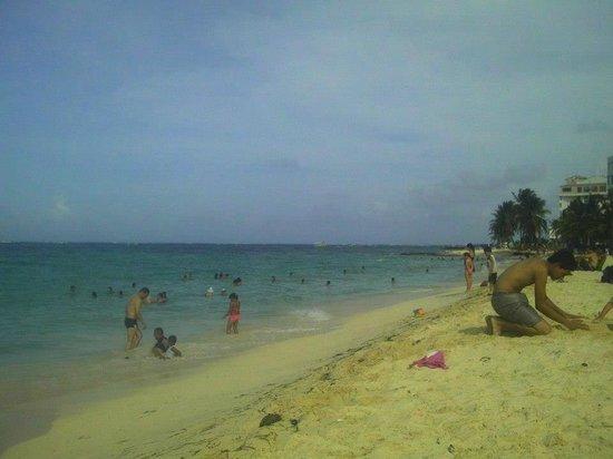 Portobelo Beach: Playa San Andres