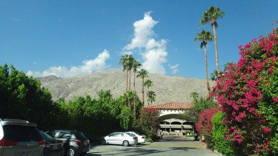Best Western Plus Las Brisas Hotel: Parkplatz