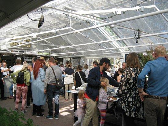 Rosendals Garden : Green House