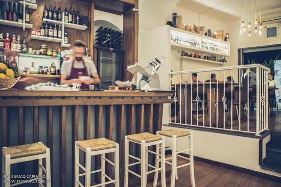 il bancone picture of babel wine bar deli art ravello