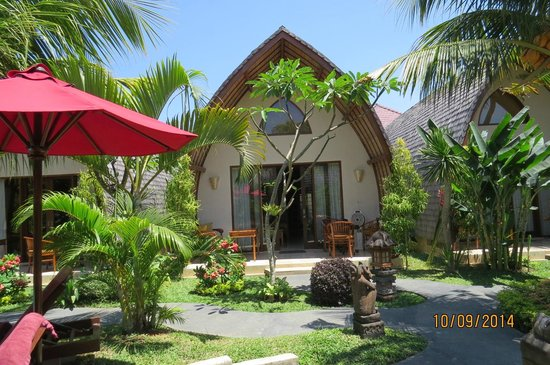 Klumpu Bali Resort: Klumpu chalet