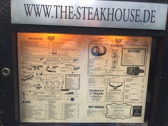 Der Eingang Bild Von M Steakhouse Frankfurt Am Main Tripadvisor