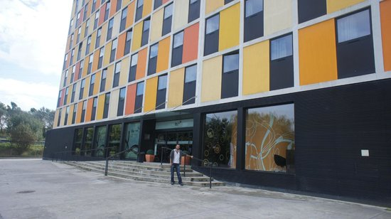 Star Inn Porto Smart Choice Hotel : Giriş