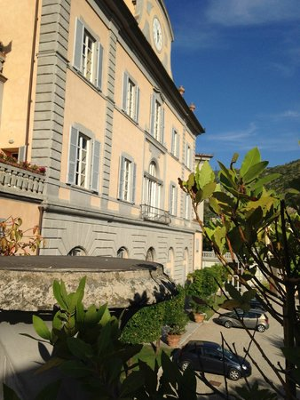 Main facade from pool picture of bagni di pisa san - Bagni di pisa ...