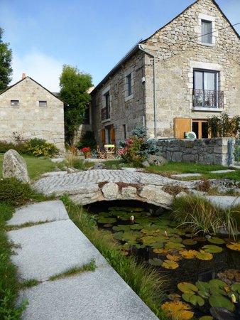 La Grange d'Emilie : A quiet corner