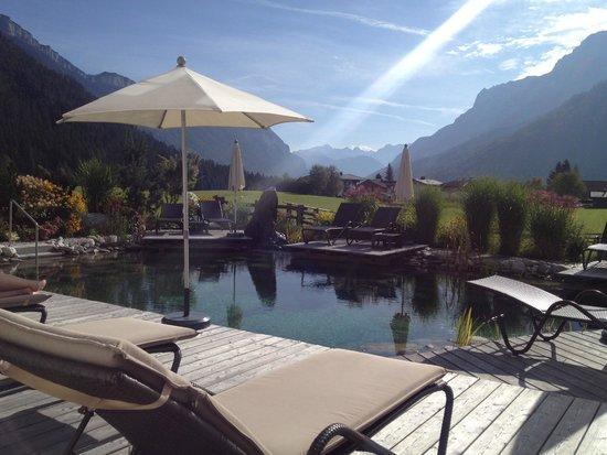 Hotel Waidringer Hof - 1. Tiroler Glückshotel: wunderschöner Außenpool