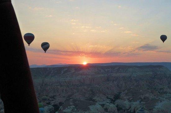 Sunrise - Picture of Goreme Balloons, Urgup - TripAdvisor