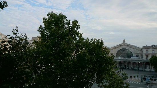 Grand Hotel de l'Europe : Vista da janela do quarto nº 29