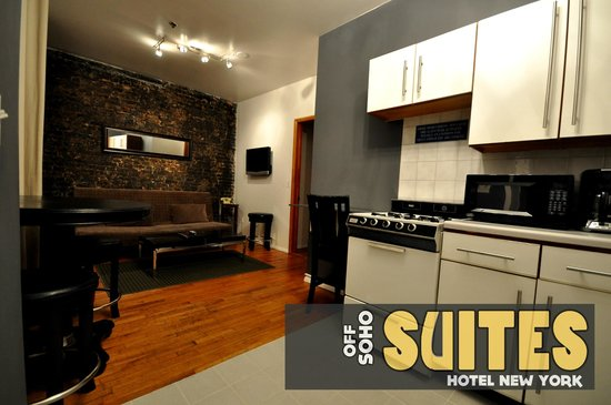 our lobby with free wifi picture of off soho suites new. Black Bedroom Furniture Sets. Home Design Ideas