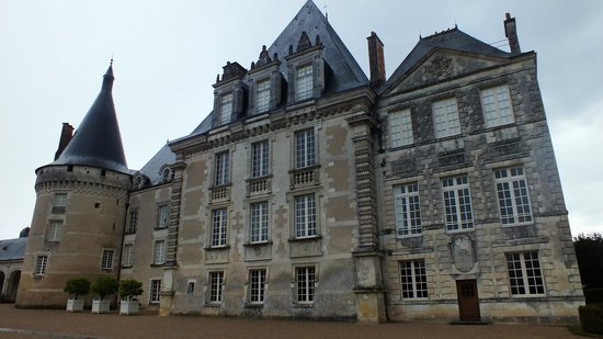 Chateau d'Azay le Ferron