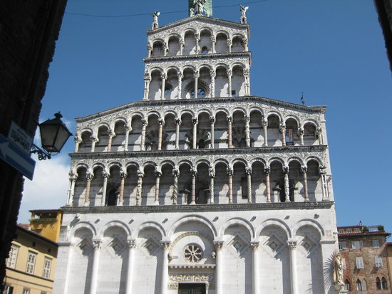 Hotel Montecatini Palace: Lucca