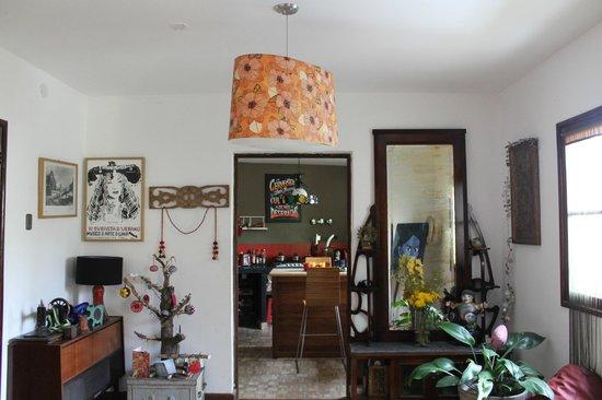 Casa Nuestra Peru B&B: Interior Casa Nuestra