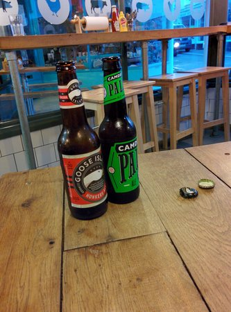 The Meat Counter: ales