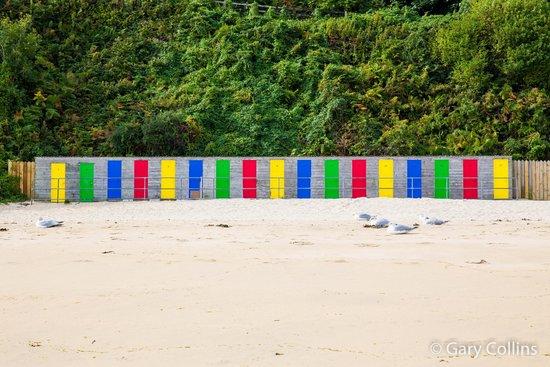 Villamorva : Beach huts