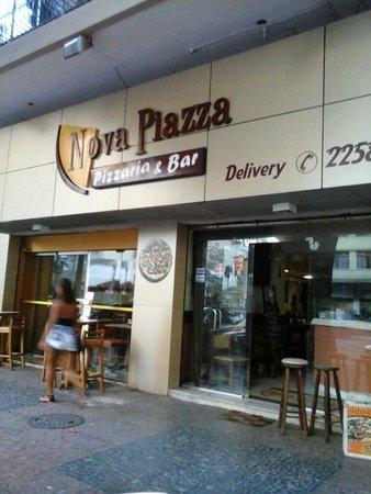 Nova Park Pizzaria E Bar