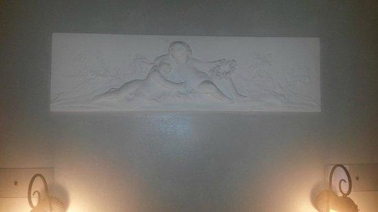 Hotel Della Robbia: Dettaglio camera