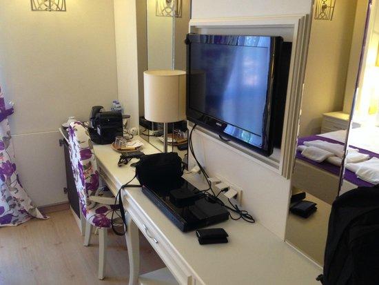 Baga Hotel Gokova: Room