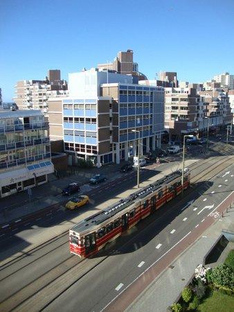 Ibis Den Haag Scheveningen : Uitzicht
