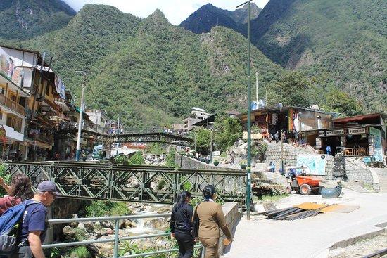 Hostal Presidente: Machu Picchu pueblo