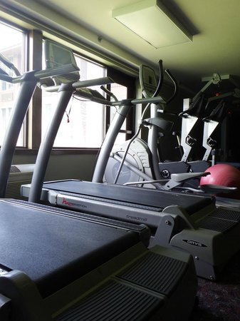 The International: Fitness Center