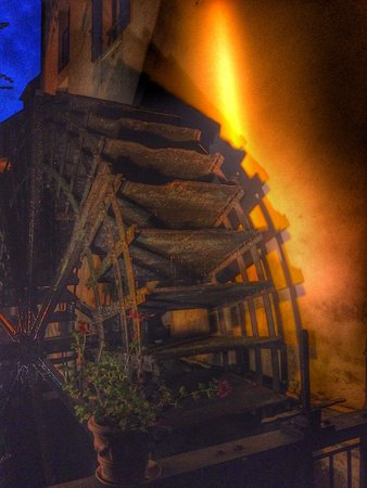 Moulin des Ruats : The moulin