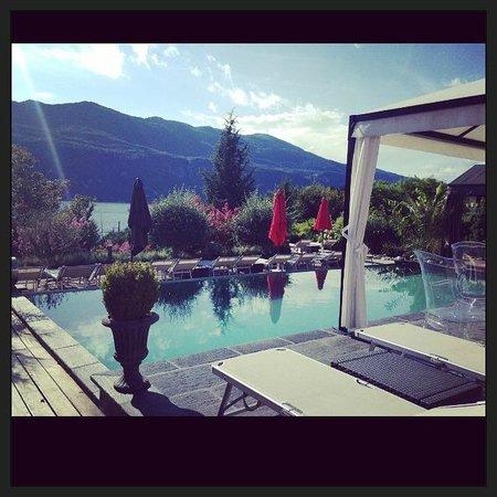 piscine - Picture of Les Suites du Lac, Aix-les-Bains - TripAdvisor