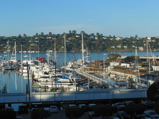 Casa Madrona Hotel and Spa : Yacht Club View