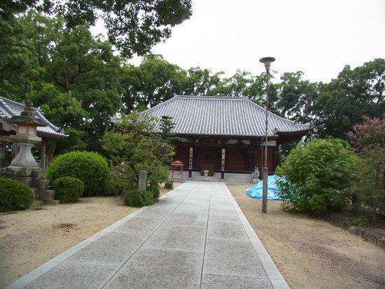 Motoyamaji temple : 大師堂