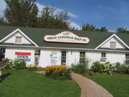 The Great Canadian Soap Co.: Soap store