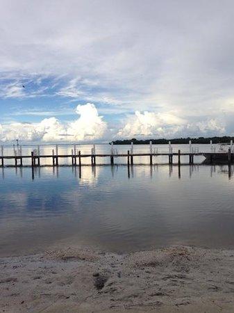 Tween Waters Inn Island Resort & Spa : Bay view