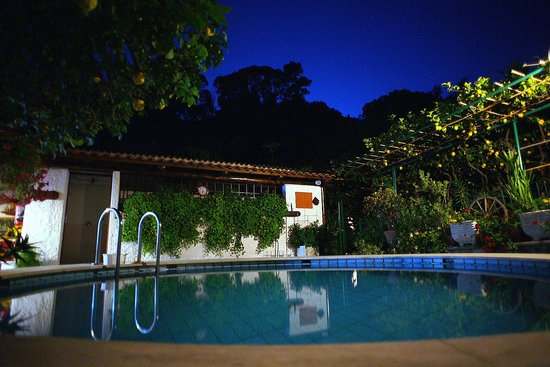 Oasi la Vigna B&B Restaurant : piscina