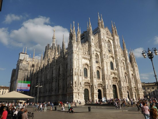 Mythos Hotel : Milan Cathedral