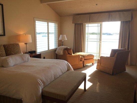 Anderson Inn: Room