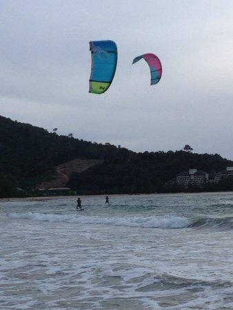 Nai Yang Beach Resort and Spa: Nai Yang Beach