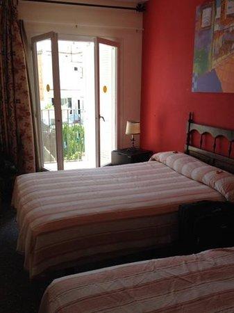 Hotel El Cid: Our room