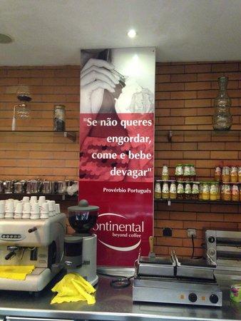 Continetal Beyond Coffee